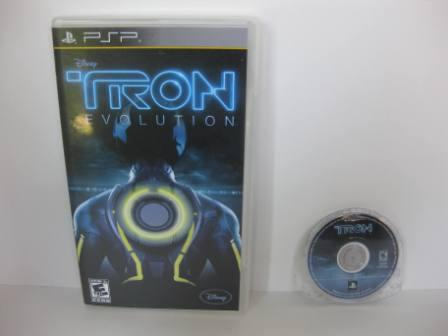 Tron Evolution - PSP Game